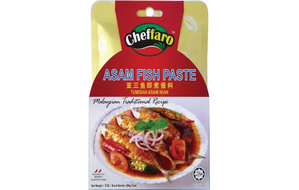 Asam Fish Paste