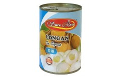 Longan in Syrup(Whole)